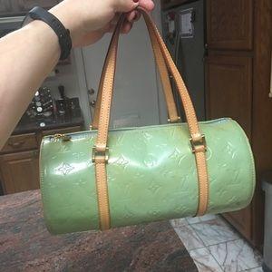 Auth Louis Vuitton Vernis Bedford 30 Handbag GUC!!